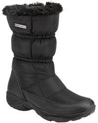Easy Spirit Element Boots - Black