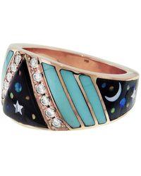 Jacquie Aiche - Opal Galaxy Ring - Lyst