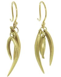 Ten Thousand Things - Small Tusks Earrings - Lyst
