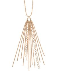 Ginette NY - 32-in. Long Unchained Necklace - Lyst