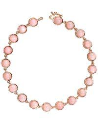 Irene Neuwirth Pink Opal Bracelet