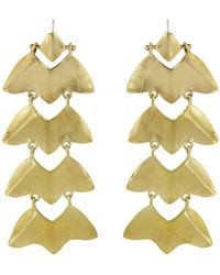 Ariana Boussard-Reifel Carnival Earrings - Metallic