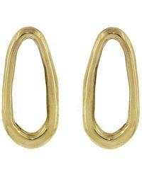 Ariana Boussard-Reifel Milli Earrings - Metallic