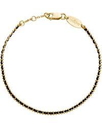RedLine - Black Aurore Bracelet - Lyst