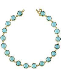Irene Neuwirth - Cabochon Turquoise Bracelet - Lyst
