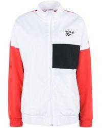 Reebok Jacket - White