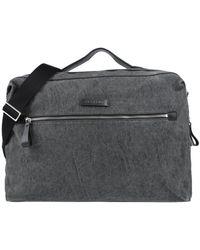 Orciani Shoulder Bag - Black