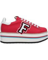 Fabi Sneakers - Rosso
