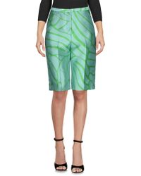 Issa - Bermuda Shorts - Lyst