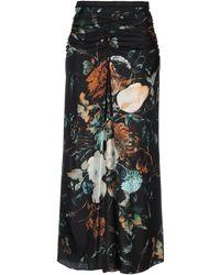 Antonio Marras Long Skirt - Black