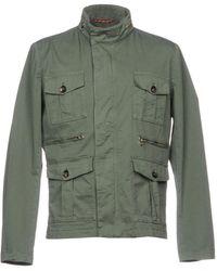 Jeordie's Jacket - Green