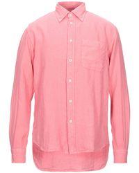 HARDY CROBB'S Hemd - Pink
