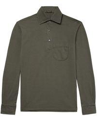 Rubinacci Polo Shirt - Green