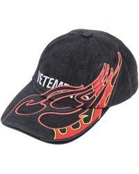 Vetements Hat - Black