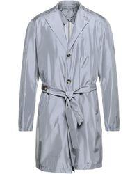 Pal Zileri Overcoat - Grey
