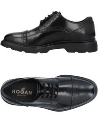 Hogan Chaussures à lacets - Noir