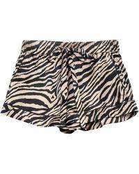 Anine Bing Shorts - Black