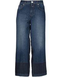 Closed Denim Trousers - Blue