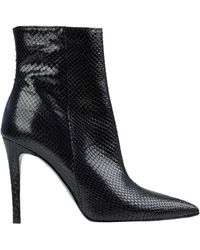 Bianca Di Ankle Boots - Black