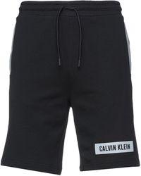 Calvin Klein Shorts & Bermuda Shorts - Black