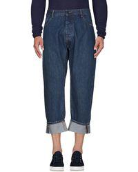 Emporio Armani Pantaloni jeans - Blu