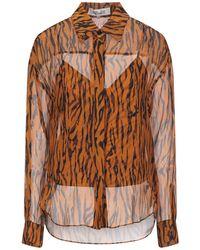 Diane von Furstenberg Camicia - Arancione