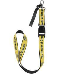 Balenciaga Key Ring - Yellow