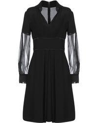 Giorgio Armani Short Dress - Black