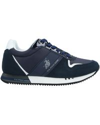 U.S. POLO ASSN. Trainers - Blue