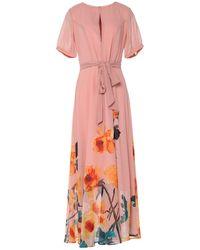 Anonyme Designers Long Dress - Pink