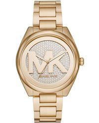 Michael Kors Armbanduhr - Mettallic