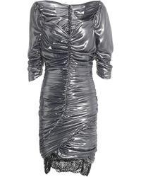 I'm Isola Marras Short Dress - Grey