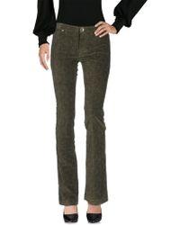 Nolita Casual Pants - Green