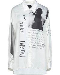R13 Shirt - White