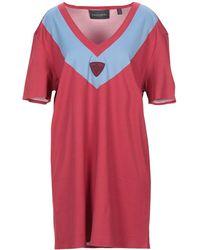 Rossignol Short Dress - Red