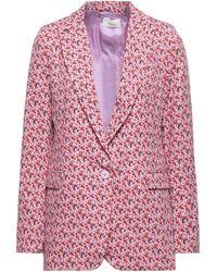 ViCOLO Suit Jacket - Purple