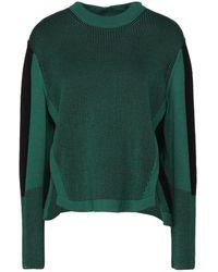 Crea Concept Pullover - Vert