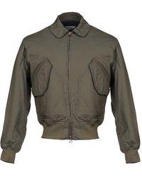 History Repeats Jacket - Green