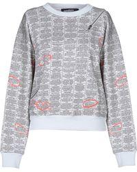 Jeremy Scott Sweatshirt - Weiß