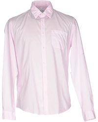 Robert Friedman Shirt - Pink