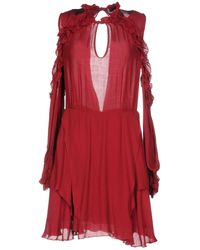 IRO - Robe courte - Lyst
