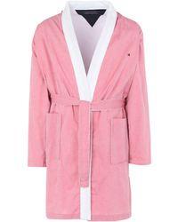 Tommy Hilfiger Dressing Gown Or Bathrobe - Pink