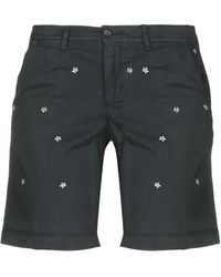 40weft Bermuda Shorts - Black