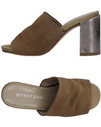 Strategia - Sandals - Lyst