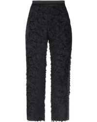 Jucca Casual Trousers - Black