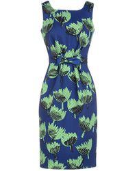 Boutique Moschino Vestito al ginocchio - Blu