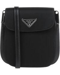 Prada Cross-body Bag - Black