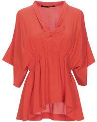 Annarita N. Blouse - Orange