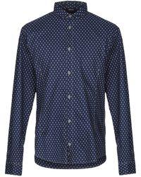 Armani Jeans Shirt - Blue