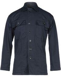 P.A.R.O.S.H. Jacket - Blue